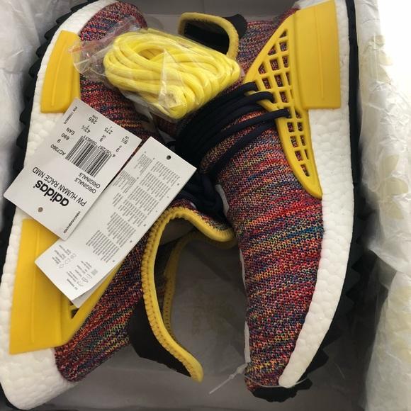 b0b5b1e90cb02 Adidas PW Human RaceNMD size 9.5